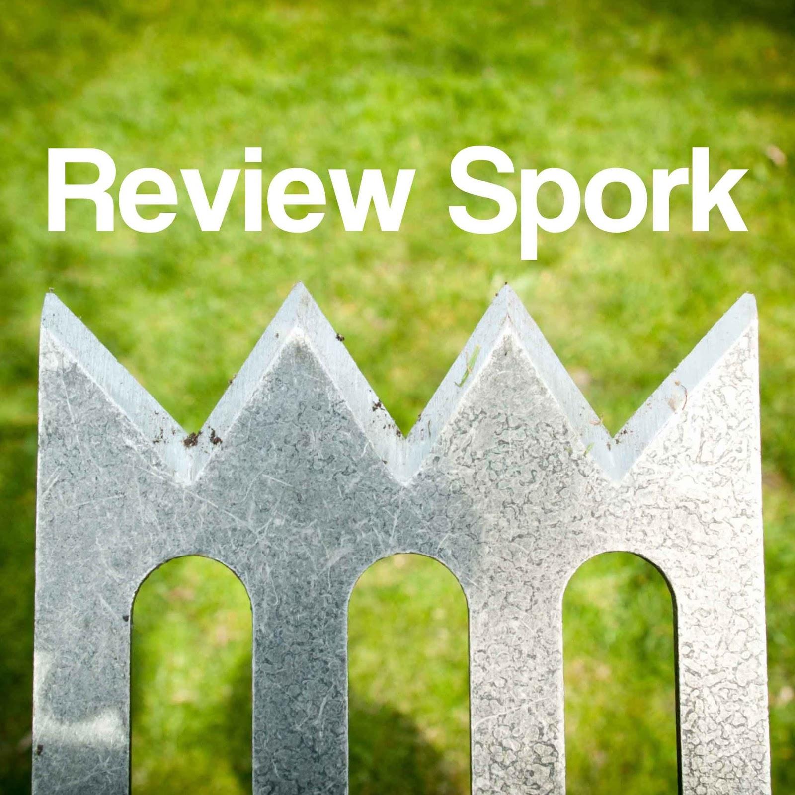 review spork spade fork moestuin tuingereedschap