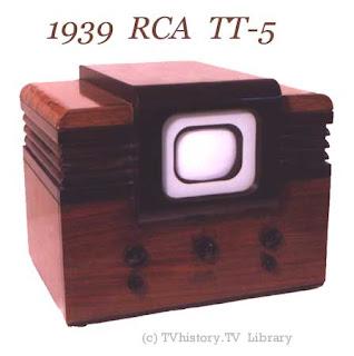 rca tv TT5 1939