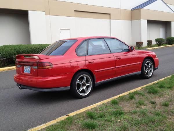 1997 Subaru Legacy GT | Auto Restorationice