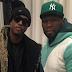 """50 Cent divulga novo single """"Still Think I'm Nothing"""" com Jeremih; ouça"""