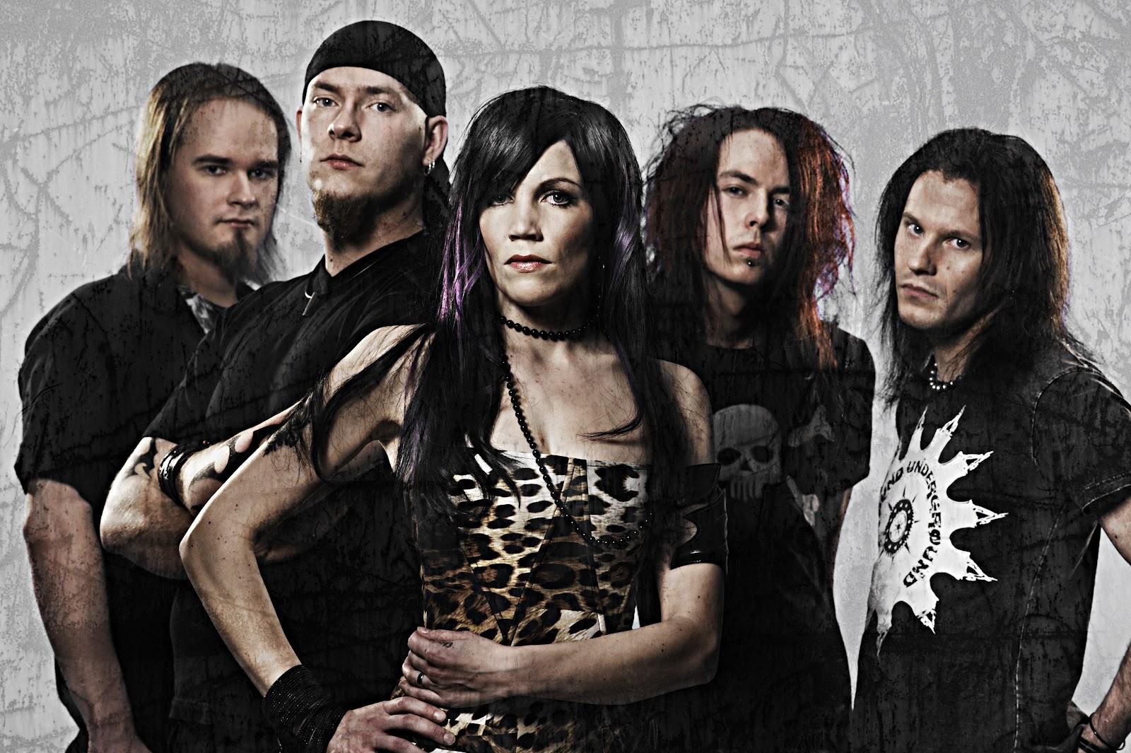 sirens of darkness list of female metal bands part 9. Black Bedroom Furniture Sets. Home Design Ideas