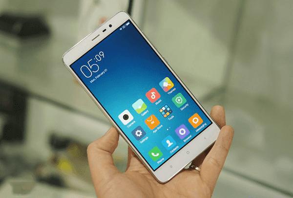 Điện thoại Xiaomi Redmi Note 3 Pro