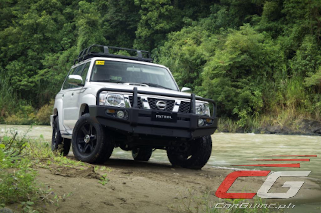 Nissan Philippines Ends Patrol Super Safari Production with Legend