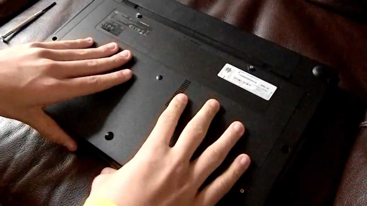 ajouter ram pc portable acer