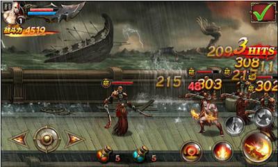Download God Of War Mobile Edition Mod