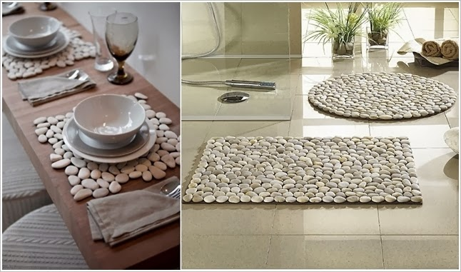 Stone Mat How To Make This Creative Idea