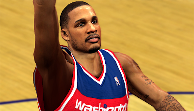 NBA 2K14 Trevor Ariza Cyberface Patch