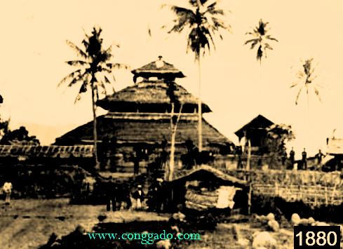 Wisata Sejarah Masjid Tua Indrapuri Aceh Conggado Com