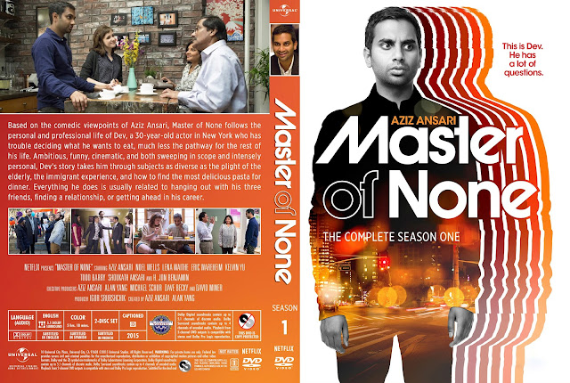 Master Of None Season 1 DVD Cover