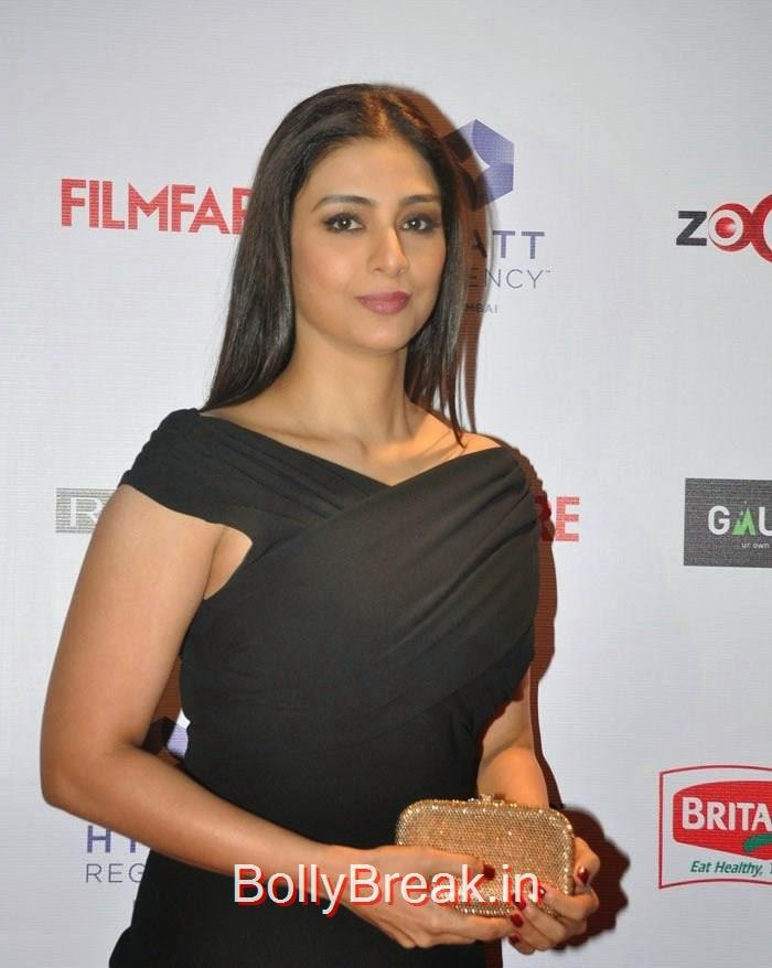 Tabu, 60th Britannia Filmfare Awards pre-awards Party 2015 Red Carpet Pics