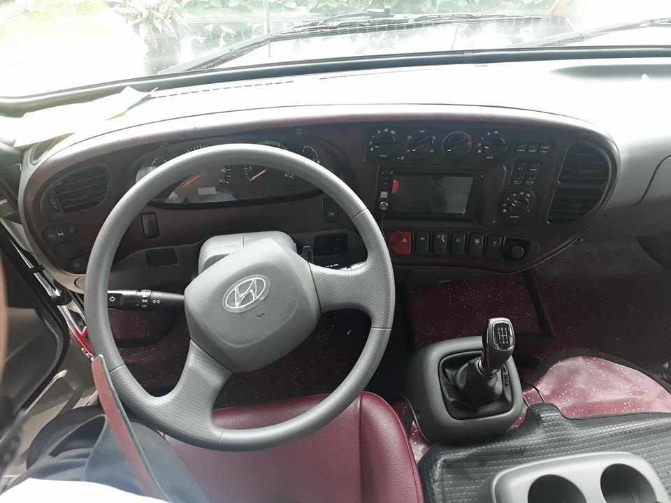 Vô lăng xe Thaco Hb73s