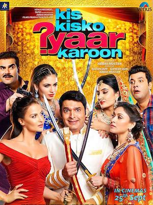 Kis Kisko Pyaar Karu 2015 Hindi Movie Download