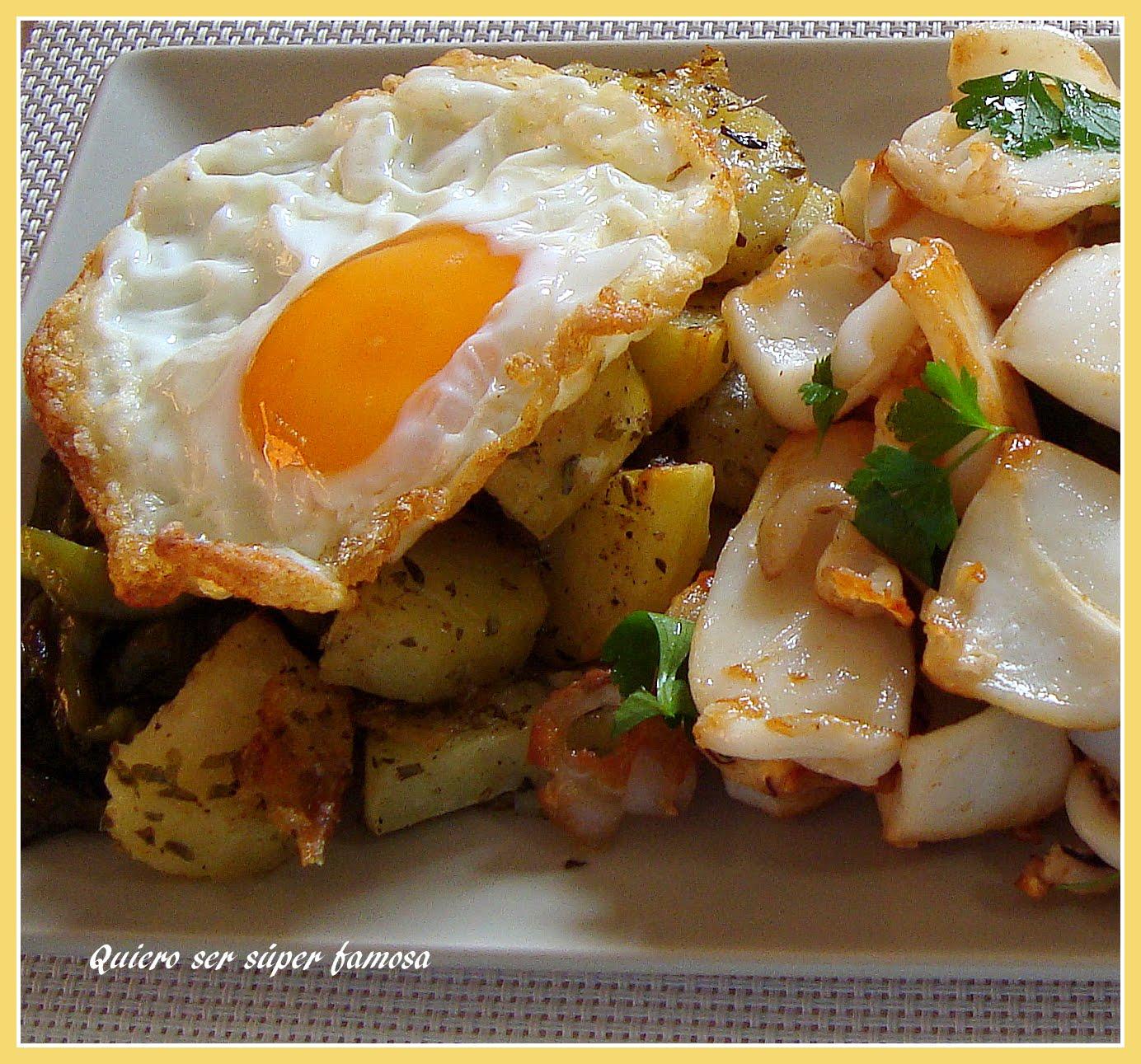 Están muy ricos cocinados bien pochaditos en aceite de oliva. Los he  empleado como guarnición de un plato combinado que me encanta hacer. a2b61c900f9b
