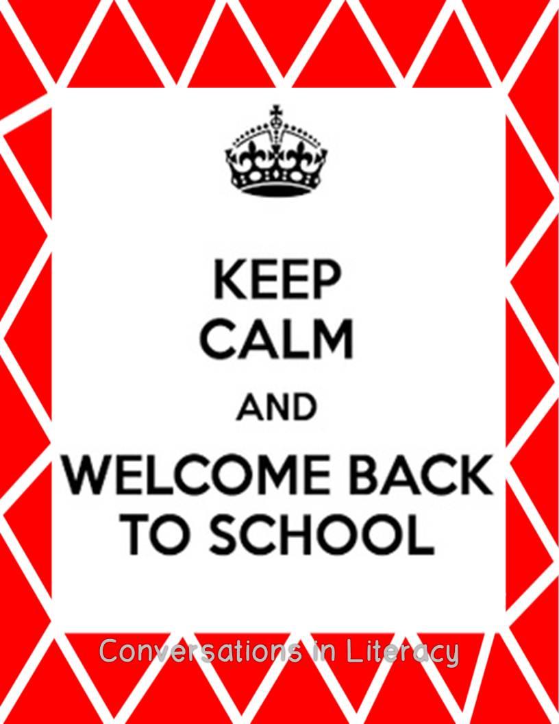 Eng 121 outline for returning back to school