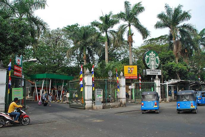 Estación de Gambir
