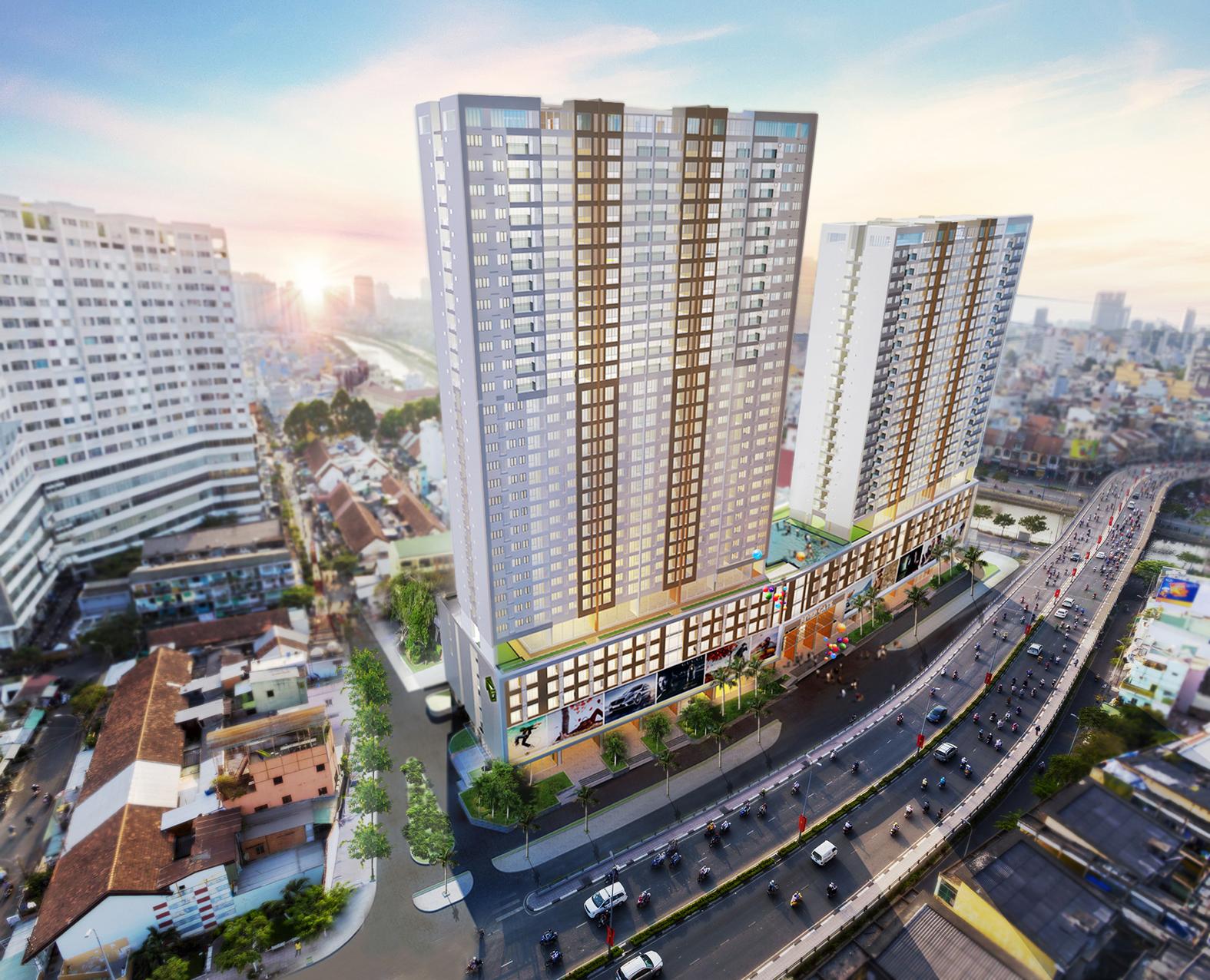Gần cuối năm rất nhiều người mua tìm căn hộ chung cư tầm trung
