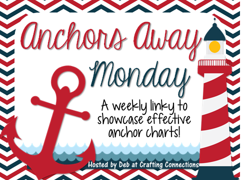 Anchors Away Monday linky