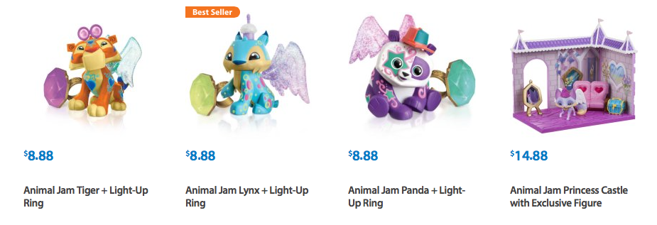 Tons Of Toys And Code Prizes Animal Jam Stream