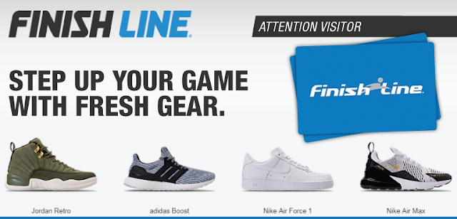 newest d8aea ad665 Receive Your  500 in Finish Line Gift Cards!