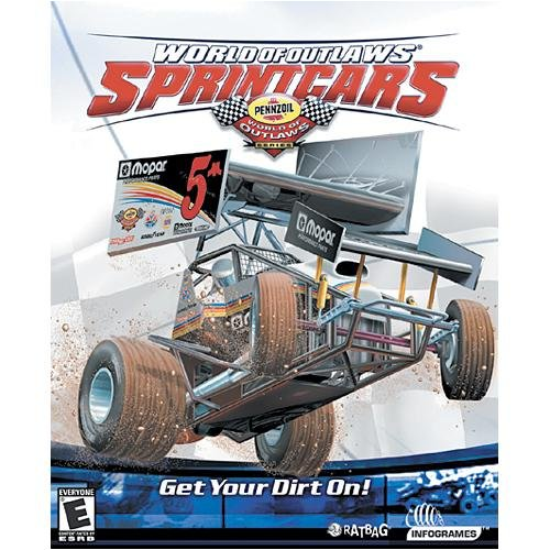Car Games: Download World Of Outlaws Sprint Cars 2002 Game Full