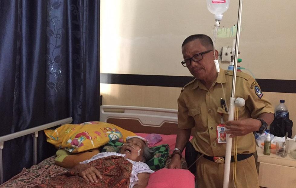 Ini Pengakuan Keluarga Pasien JKN-KIS yang Dirawat di RSUD Tenriawaru Watampone Gegara Stroke