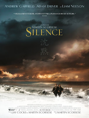 Silence Movie International Poster 1