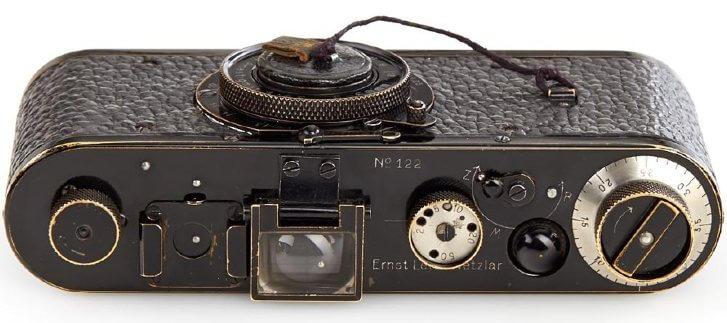 Kamera Leica Tahun 1923 Terjual USD$2.95 Juta
