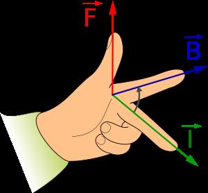 फ्लेमिंग का बायें हाथ का नियम | दांये हाथ की हथेली का नियम