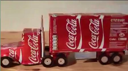 Ayo Membuat Miniatur Mobil Dari Kaleng Minuman Bekas Media Online