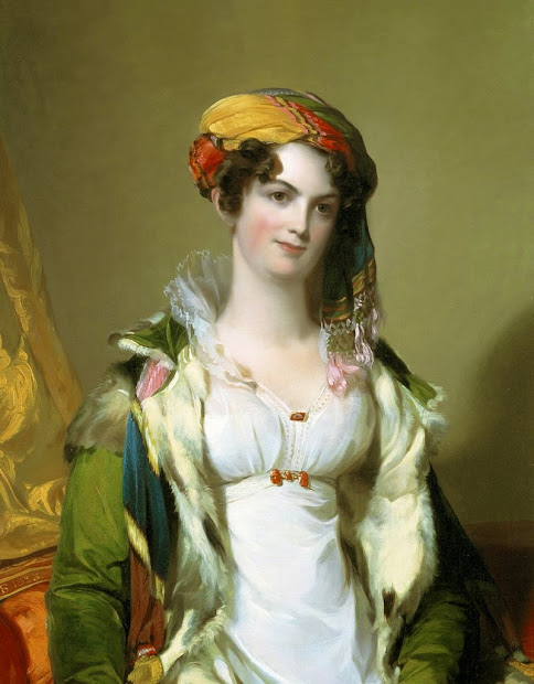 Thomas Sully Portrait Painter