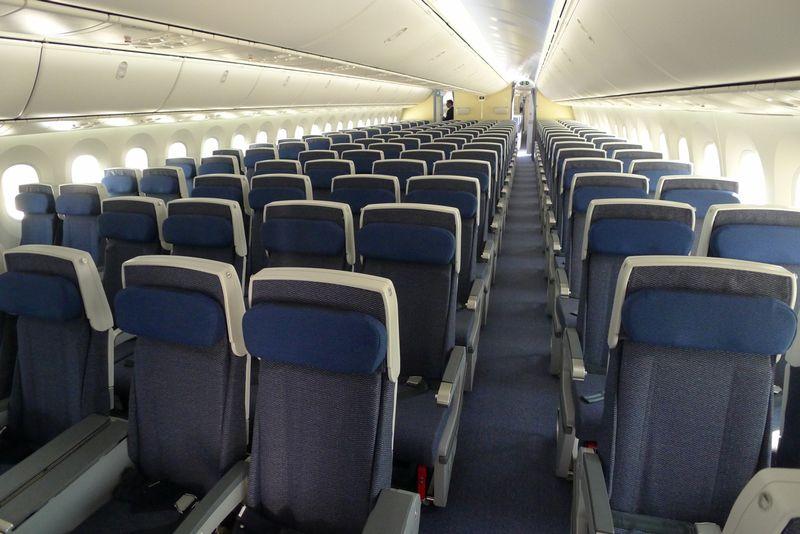 The Hopeful Traveler Ana Flies First Boeing 787 Dreamliner