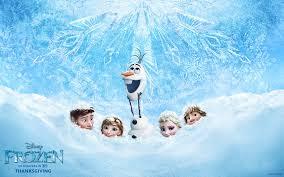 Frozen Movie Hollywood Animated
