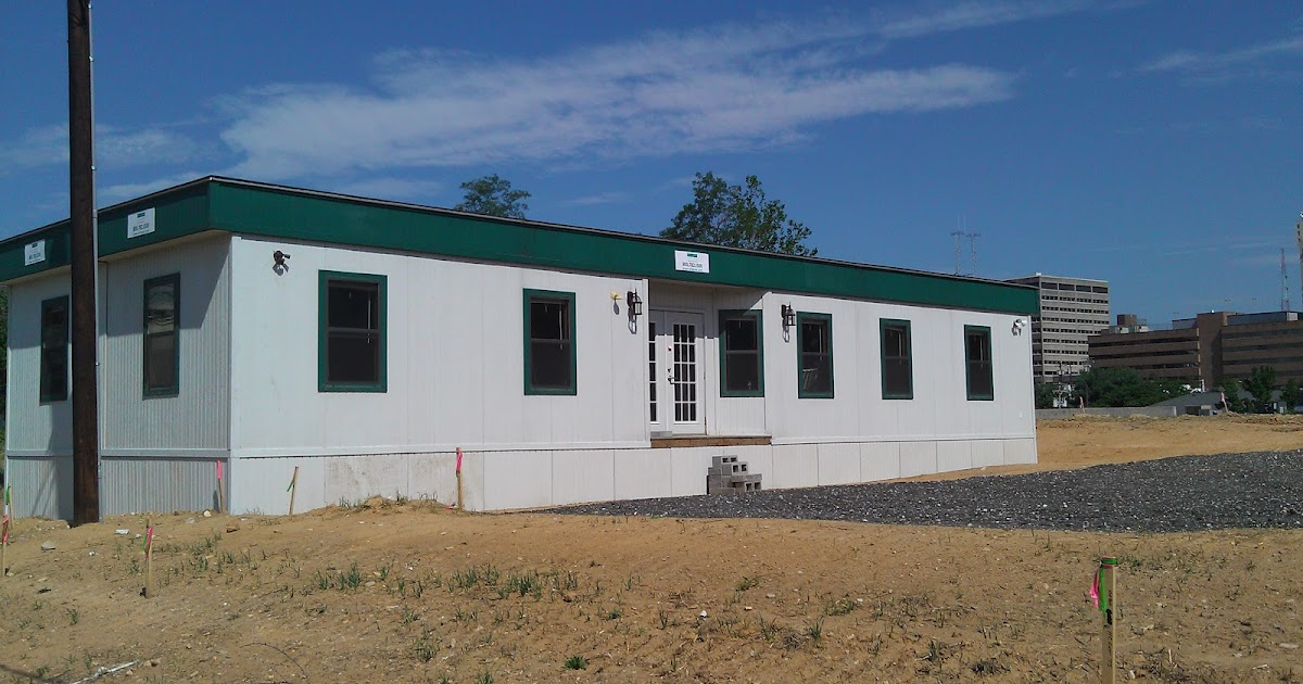 Modular Classroom Quotes ~ Using a modular building for real estate sales office