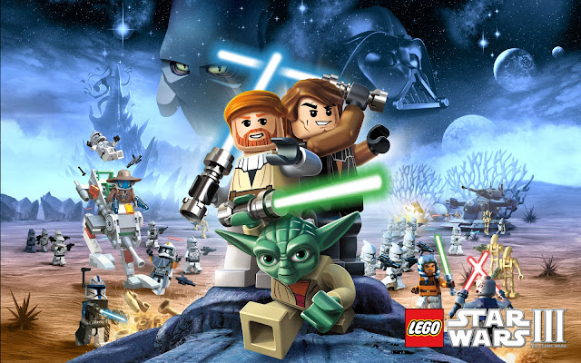 lego star wars 3 The clone wars psp
