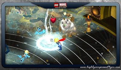 LEGO ® Marvel Super Heroes 03