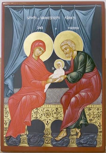 Image result for sfintii si dumnezeiesti parinti