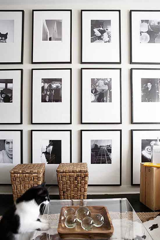 How to create The Best Gallery Walls on Pinterest Wall Decor  id=91927