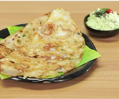 how to make rava dosa at home step by step