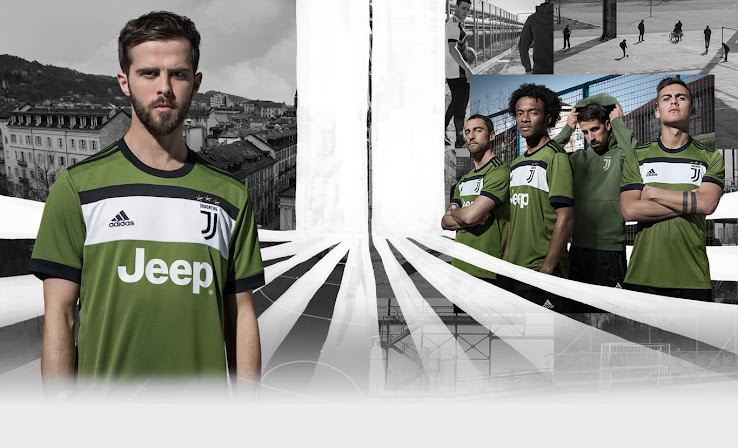 4794eceb6 Juventus 17-18 Third Kit Released - Footy Headlines