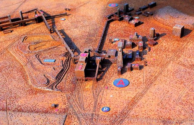 kunst in het ruhrgebied, industrieel erfgoed ruhrgebied, ruhrtriennale
