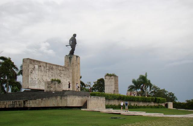 mauzoleum i Grób Che
