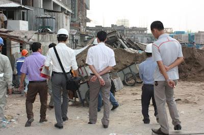 Các bước thông hút bể phốt tại Nam Định