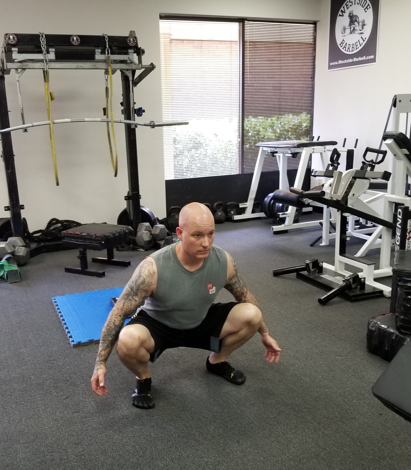 Scott Shetler's Strength and Health Blog: General Physical