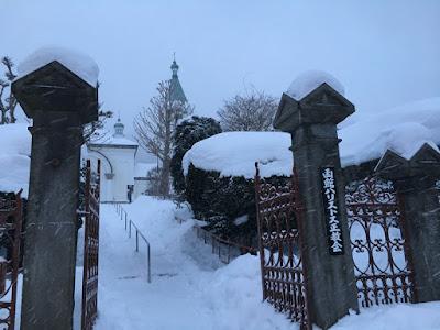 函館 ハリストス正教会