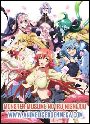 Monster Musume no Iru Nichijou: Todos los Capítulos (12/12) + OVA (02/02) [MEGA] BD HDL