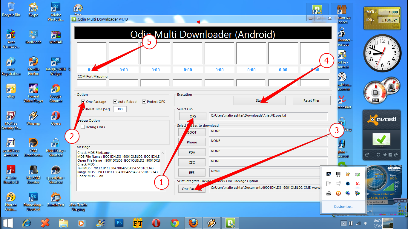 odin multi downloader 1.85