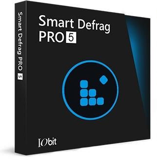 IObit Smart Defrag Pro 5.2.0.854