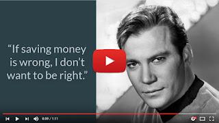 William Shatner Video Thumbnail