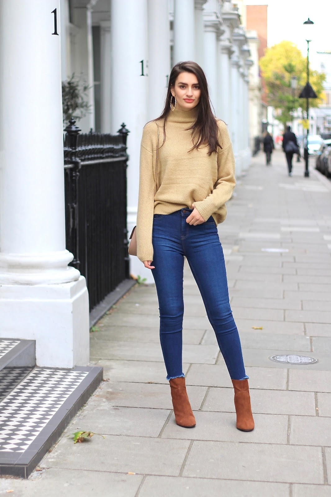 peexo autumn street style london