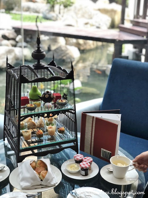 Secret Garden Afternoon Tea, InterContinental KL